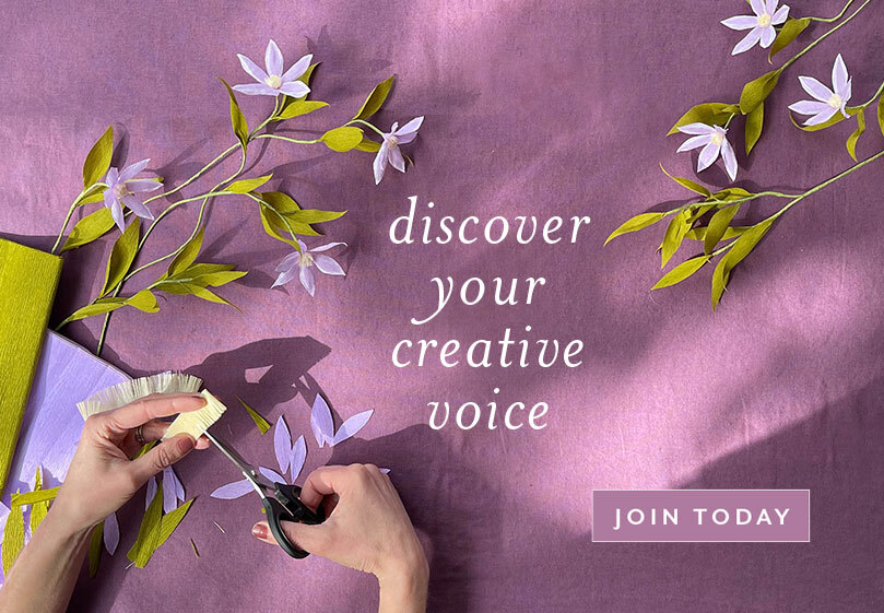 Discover your creative voice and join today!