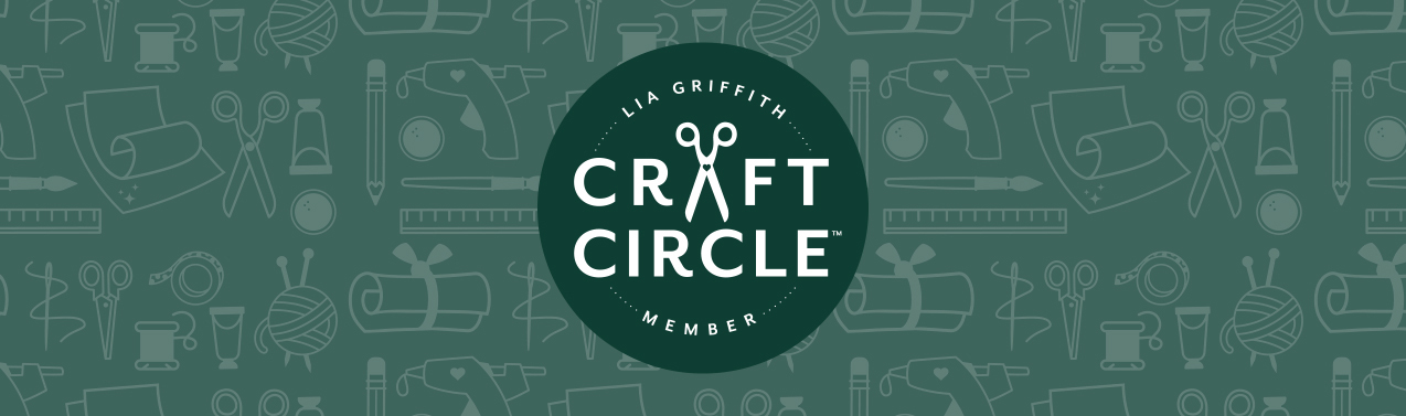 Lia Griffith Craft Circle Member
