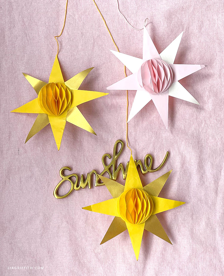 DIY decorations for summer